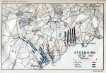 Plan of Steenkirk 1692