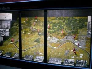14 Operation Market Garden display