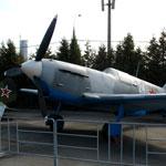 A-replica-LaGG-3-fighter.