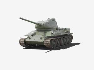 T-34 Tank web