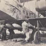 Strategic bombing: Gothas over London