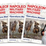 MHM February Quiz - win a copy of Napoleon's Military Machine Operations Manual