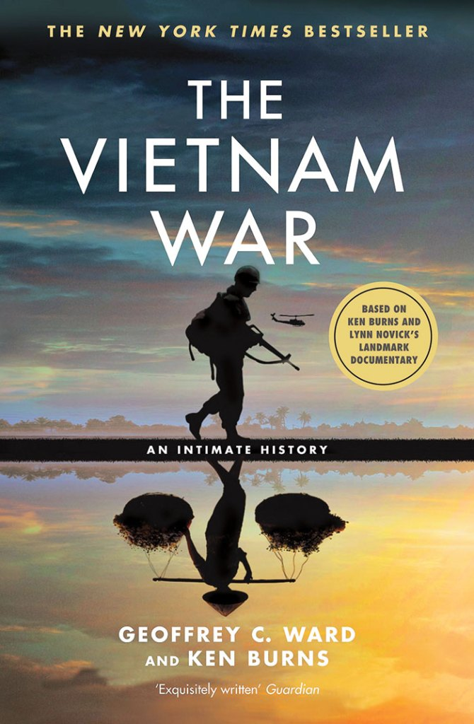 Front cover of 'The Vietnam War: An Intimate History'