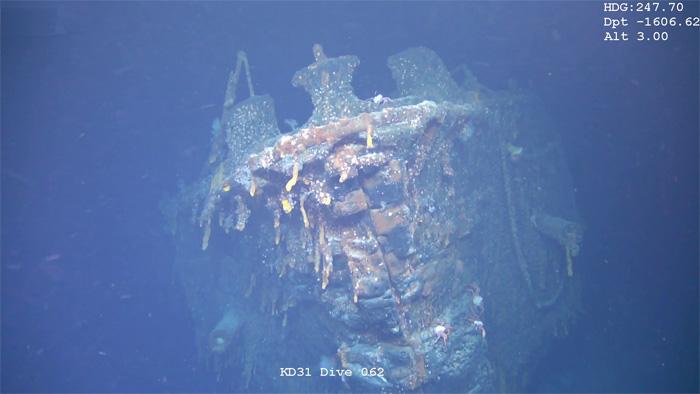 Image: The Falklands Maritime Heritage Trust