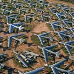 BEHIND THE IMAGE: B-52 storage area, Davis-Monthan Air Force Base, Arizona