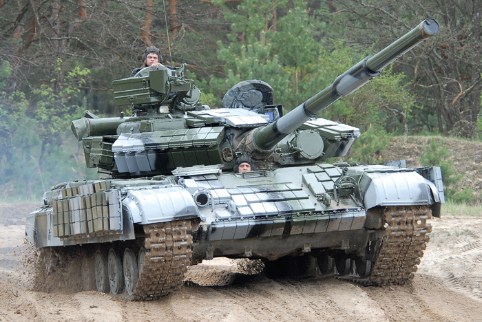The T-64 tank. Its ambitious design was a step too far for Soviet technology in the 1960s.