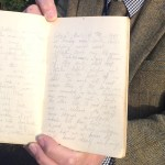 Somme diary found in barn sold at auction