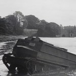 Pictures reveal Blenheim Palace's role in testing D-Day landing craft