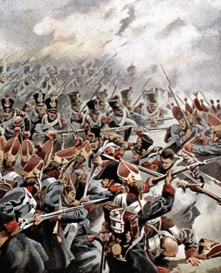 The fighting on both flanks was ferocious. Under heavy attack, the French sometimes lost ground and would then counterattack to regain it, waging a see-saw struggle through the long hours of 2 December. The battle on the flanks, especially that on the French right, was crucial in fixing the great mass of the Coalition army, so that a decisive breakthrough could be achieved in the centre.