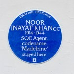 Spies of WWII commemorated with blue plaques