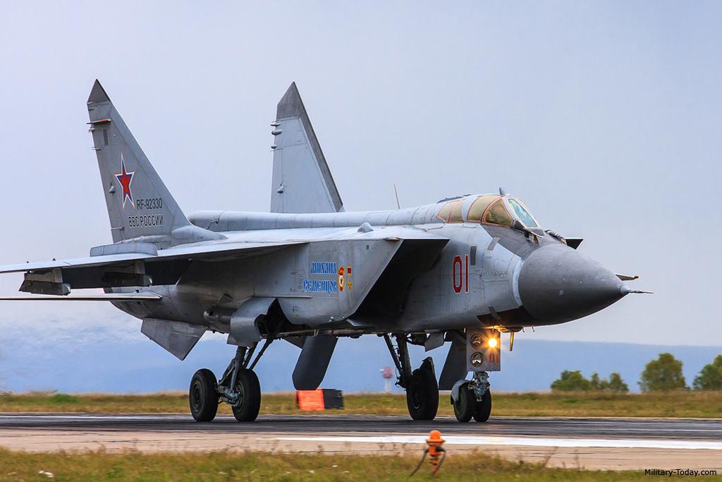 MiG-31BM Images