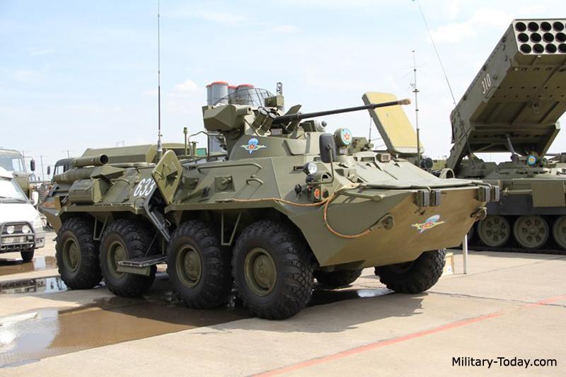 BTR-82 Images