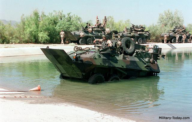 LAVR Armored Recovery Vehicle  MilitaryTodaycom