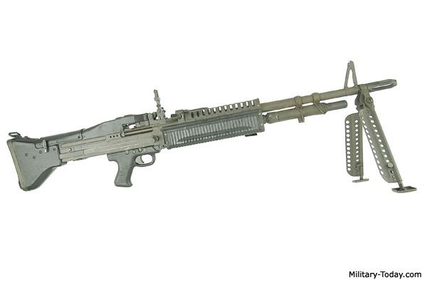 M60 Machine Gun   Military-Today.com