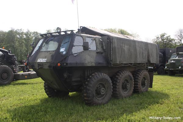 Bvs10 Mk Ii All Terrain Amphibious Armoured Vehicle Technical Data Sheet Description Information Specifications Intelligence