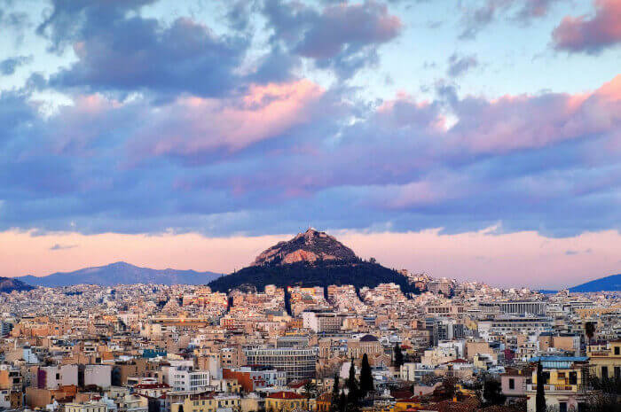 Eastern Mediterranean Cruise Military and Veteran Discount Acropolis Athens Greece