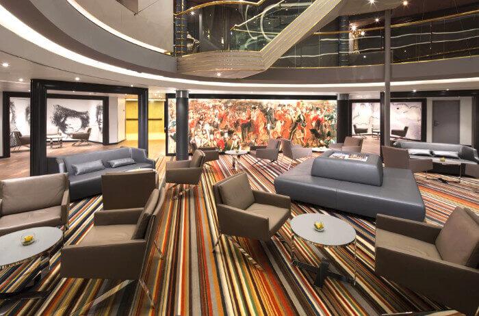 Atriu Westerdam Holland America Cruise Line
