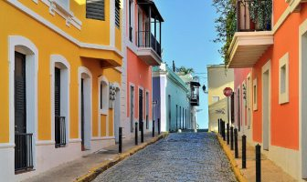 Colorful Old San Juan Caribbean Cruise Deals Military