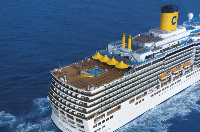 Costa cruise deals for military and veterans Costa Luminosa