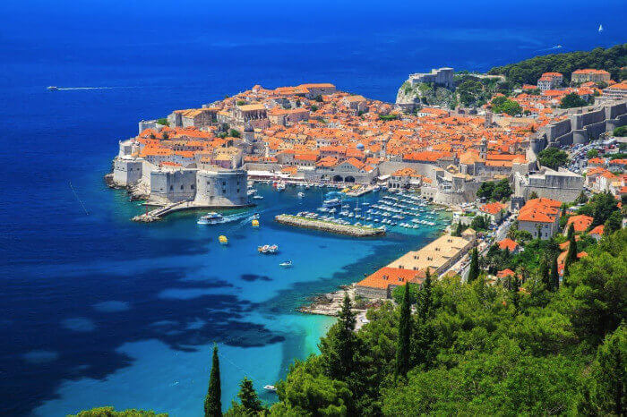 Eastern Mediterranean Cruise Military and Veteran DiscountDubrovnik