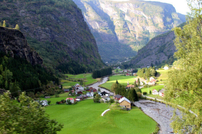 military discount cruises Flam-Norwegian-Fjords