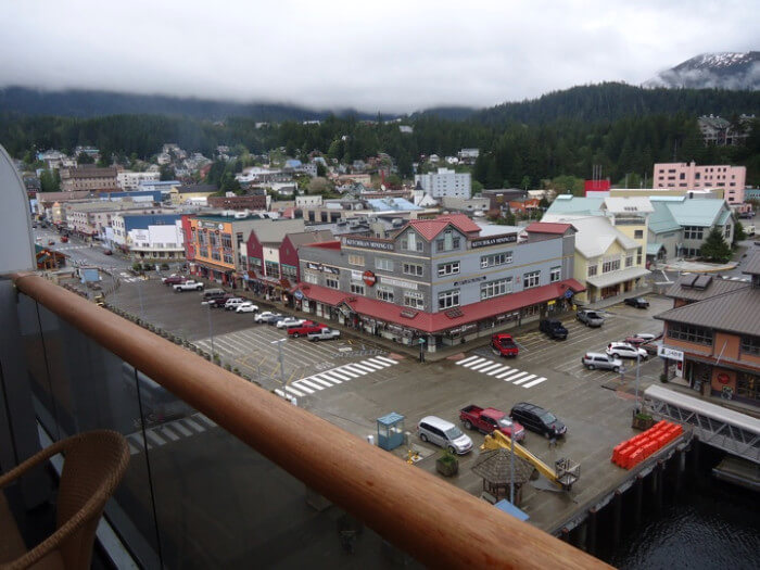 Alaska Cruise Discounts for Military and Veterans Ketchigan Alaska