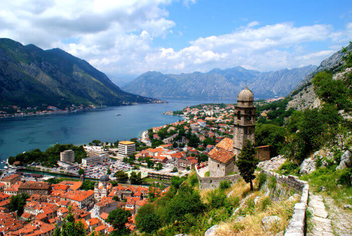 Military and Veteran Discount Cruises to Europe Kotor Montenegro