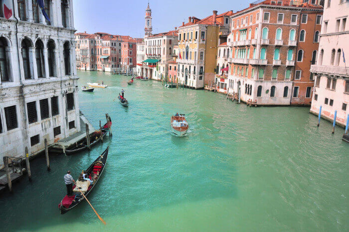 Eastern Mediterranean Cruise Military and Veteran Discount Venice Canals