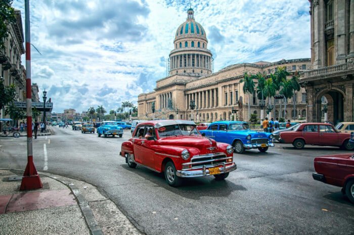 Cruise the Caribbean with a Military and Veteran Discount Cuban Capital