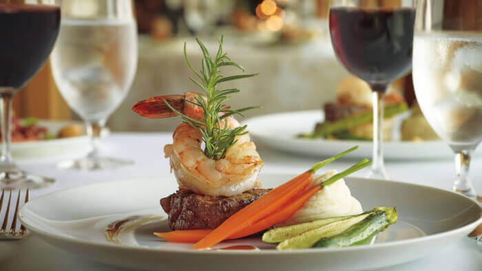 Dining On Holland America Cruise Line