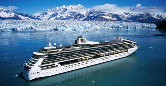 military discount cruises Alaska Cruises glaciers mountains