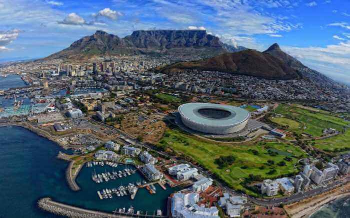 military discount cruises Capetown-Africa
