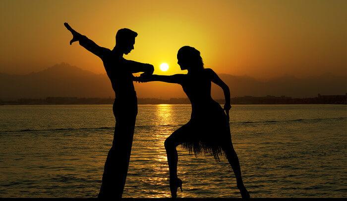 Ballroom Dancing Cunard Cruise