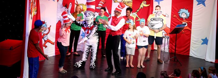 Cat in the Hat on Carnival