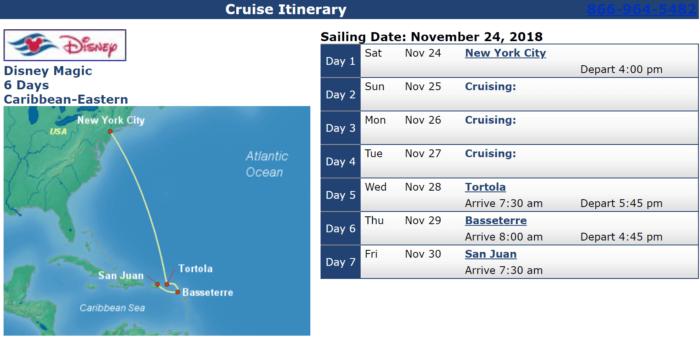 Disney Cruises with Military Discounts Disney Magic Nov24