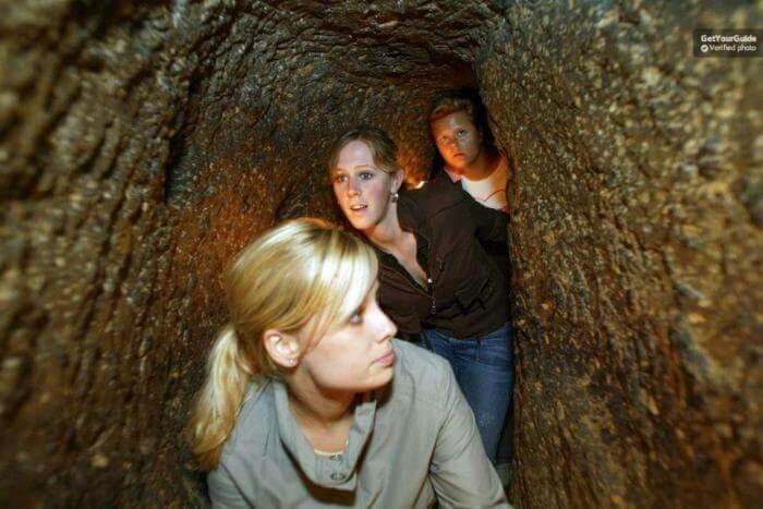 shore excursions Naples Underground