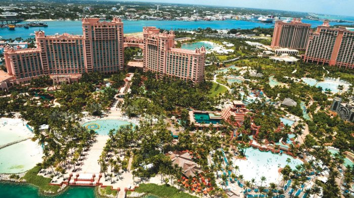Atlantis at Nassau Bahamas Cruise the Caribbean with a Military and Veteran Discount