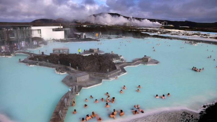 Blue Lagoon Reykjavik Military and Veteran Discounts on all Northern Europe Cruises