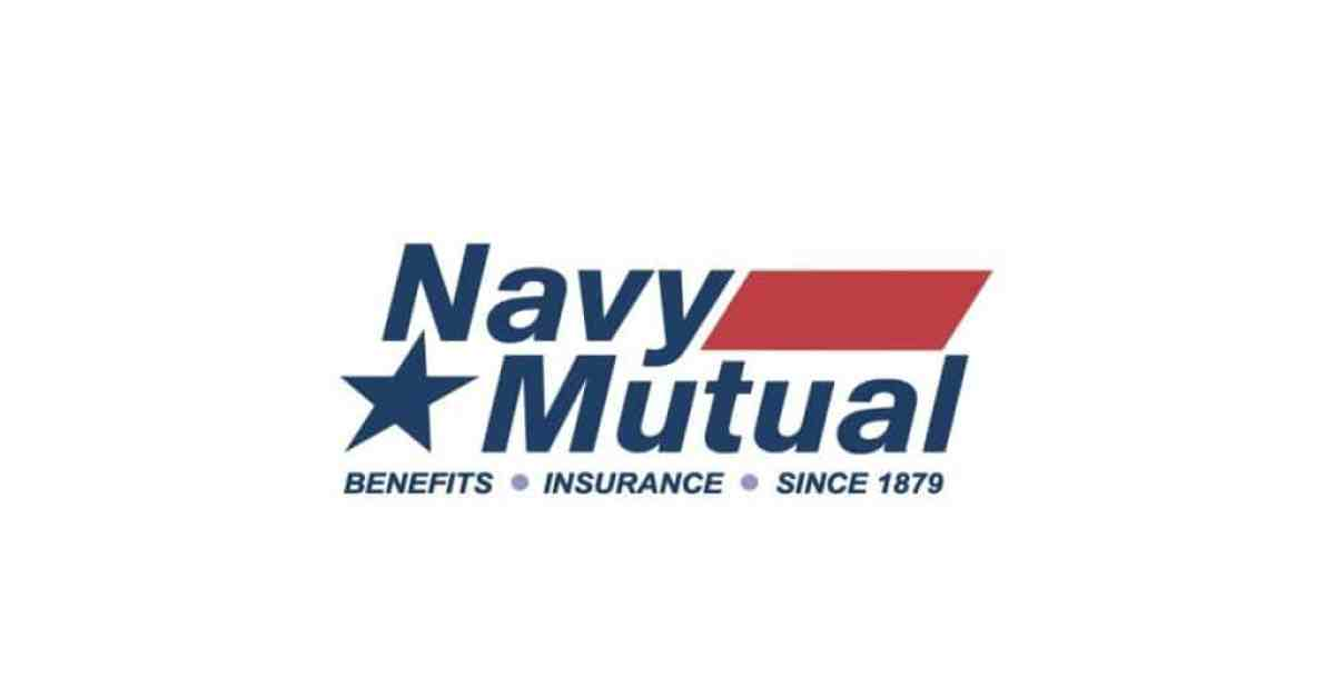 navy mutual insurance logo