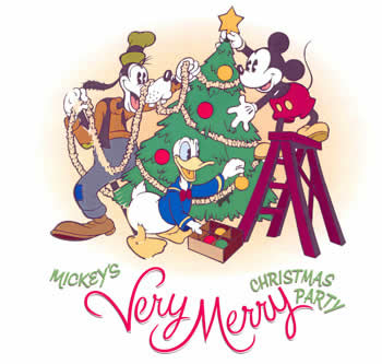 military discounted tickets are available for the 2017 mickeys very merry christmas party