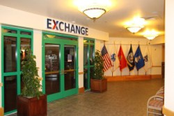 Shades of Green's AAFES Exchange