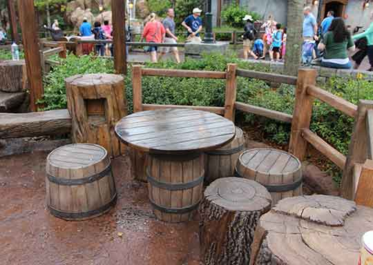 New Charging Station for your tech at the Magic Kingdom