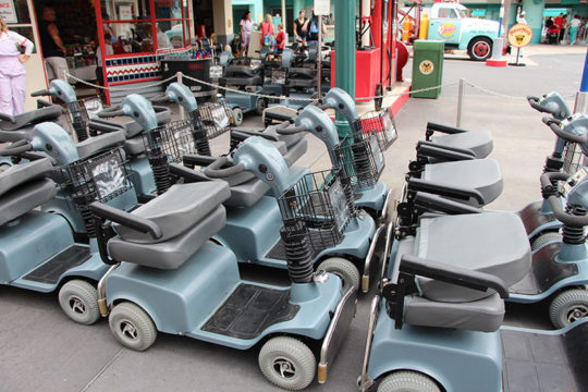 WDW-Scooters