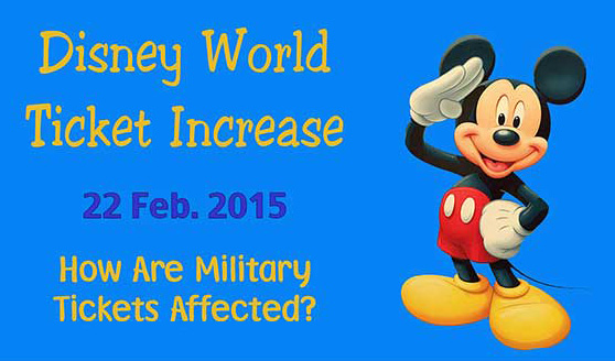 How Disney World S 2015 Ticket Price Increase Affects The
