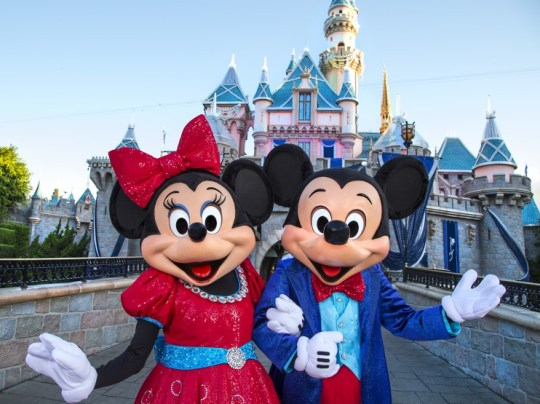 © Disney Mickey-and-Minnie