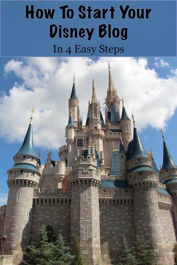 Start-Your-Disney-Blog-Now