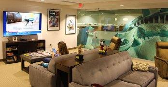 Orlando International Airport's New USO Welcome Center