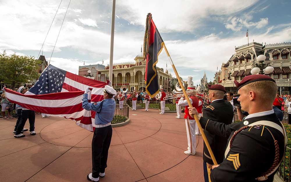 Disney's Armed Forces Salute is a fantastic discount available to military members. This discount includes both ticket and room discounts. Here are the Top Ten Things that you need to know about the Military Discounted Tickets with this offer.