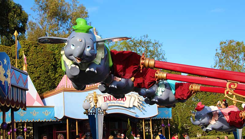 Disneyland Tips and Tricks Dumbo