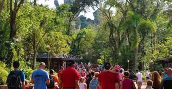 The Judo Of Disney World Crowds